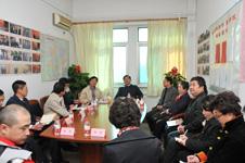 2010年11月10日,时任国家质检总局副局长刘平均、时任总工程师张纲、质量司副司长惠博阳等领导到协会调研考察